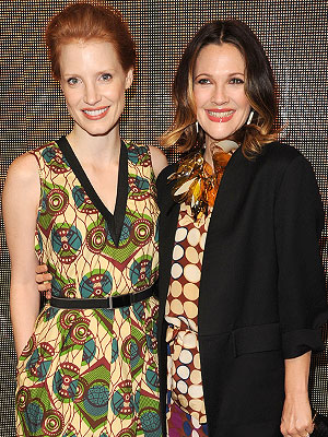 drew barrymore 300x400 Why Stars Are Gushing Over Marni for H&amp;M