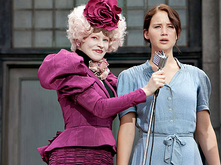 Elizabeth Banks Effie Trinket