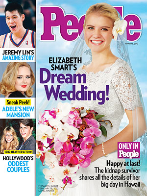 Elizabeth Smart Wedding Dress