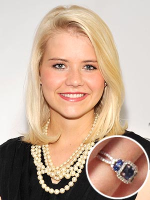 Elizabeth Smart Engagement Ring