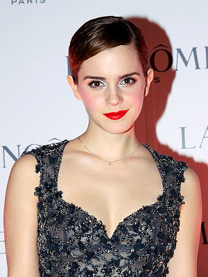 Emma Watson Haircut Spurs Lesbian Rumors