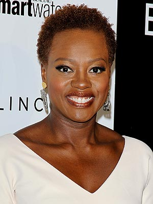 Viola Davis Hair