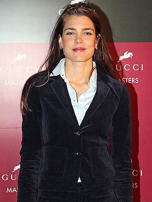 charlotte casiraghi 300x400 Charlotte Casiraghi is the New Face of Gucci