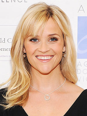 Reese Witherspoon Avon Necklace