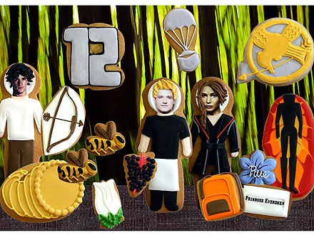 cookies 440x330 Eat Up the 'Hunger Games' Action — Literally