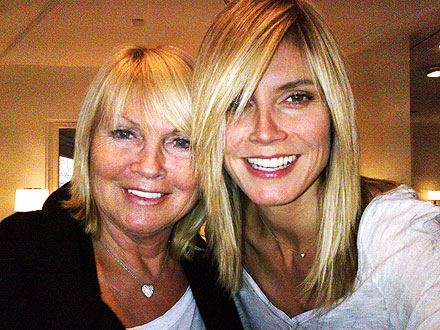 Heidi Klum Mom