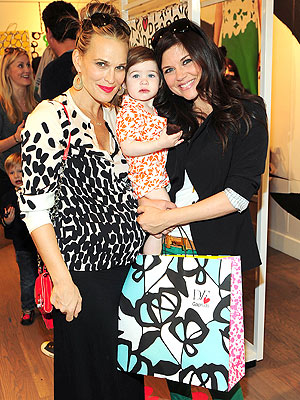 Molly Sims, Tiffani Thiessen