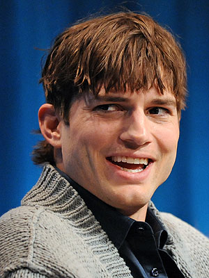 Ashton Kutcher Hair