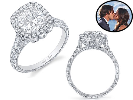The Bachelor Engagement Ring