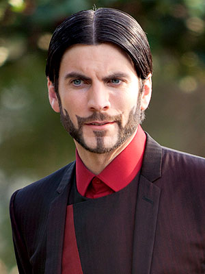 Seneca Crane Beard