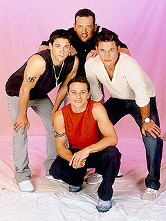 98 Degrees Is Reportedly Reuniting