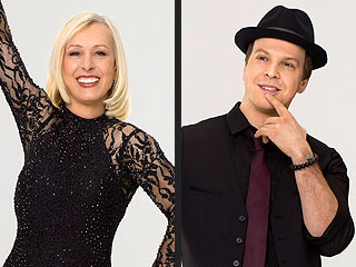 Who's the First to Go Home on Dancing? | Gavin DeGraw, Gladys Knight, Martina Navratilova, Melissa Gilbert