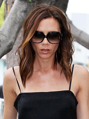 Hairstyle Victoria Beckham