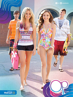 Ashley Tisdale Op Ad