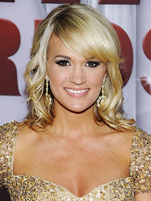 Carrie underwood eye