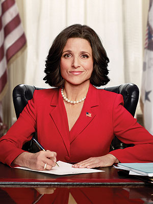 PEOPLE's TV Critic: All Hail Julia Louis-Dreyfus in Veep!