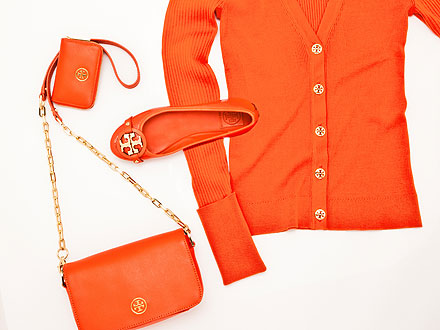Tory Burch, Michael J. Fox