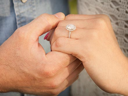 Jake Owen Engagement Ring