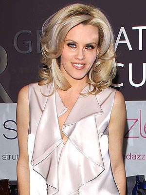 Jenny McCarthy Tweets About Posing Nude in Playboy