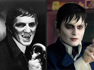 Jonathan Frid, Dark Shadows Star, Dies | Johnny Depp