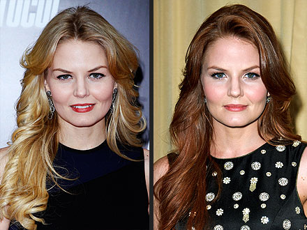 Jennifer Morrison Hair