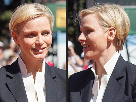 Princess Charlene of Moanco