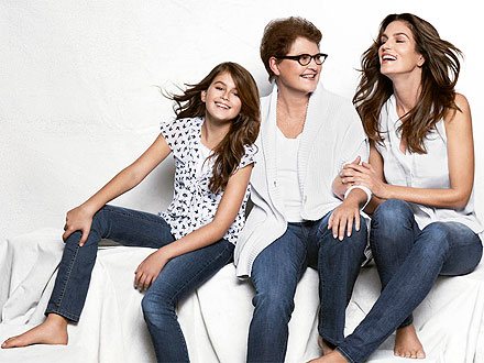Cindy Crawford JCPenny Campaign