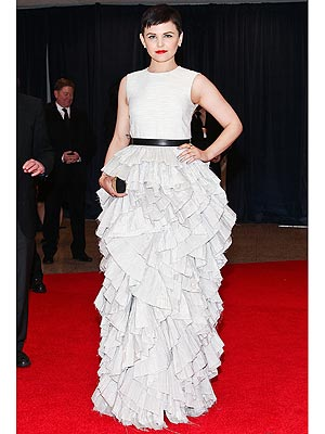 Ginnifer Goodwin H&M Dress