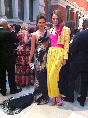 coco rocha 5 300x400 Coco Rocha Shares an Insider's Perspective on the Met Gala