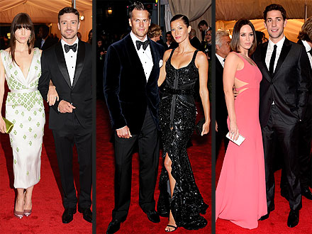 Met Gala Couples