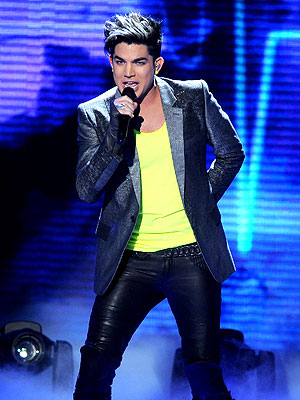 adam lambert 300x400 What Inspired Adam Lambert's Latest Hair Look?