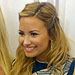 Demi Lovato Goes Blonde for X Factor