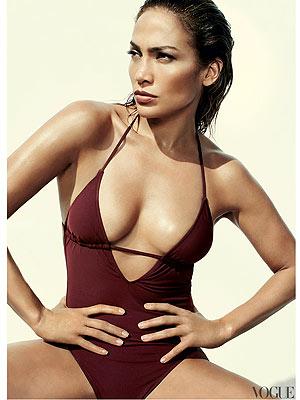 Jennifer Lopez Swimsuit