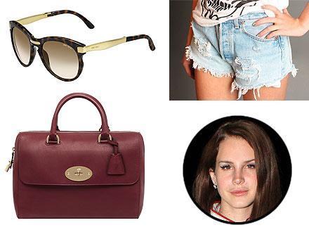 Lana Del Rey Designs