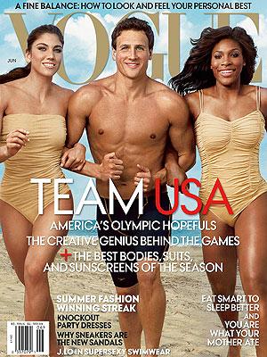 Vogue June Cover