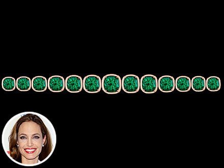 Angelina Jolie jewelry line