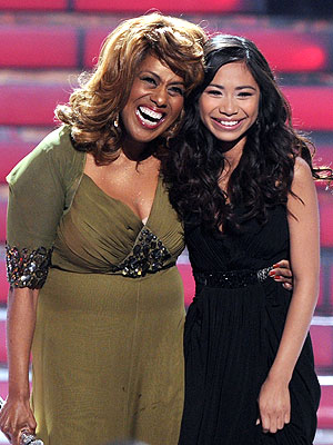 Chaka Kahn, Neil Diamond, Fantasia Among Idol Finale's Top 11 Moments | Jessica Sanchez