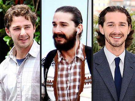 shia labeouf 2 440x330 Behold: The Evolution of Shia LaBeoufs Hair