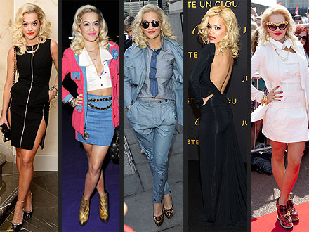 rita ora 440x330 Meet Fashion's Newest 'It' Girl: Rita Ora