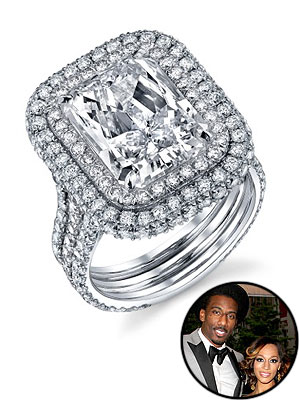 Amar'e Stoudemire Engagement Ring