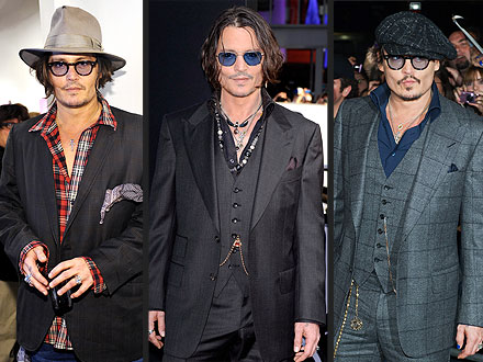 johnny depp 440x330 What Makes Johnny Depp a Fashion Icon?