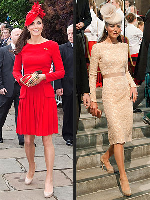 Which of Kate's Jubilee Looks Was Your Favorite?