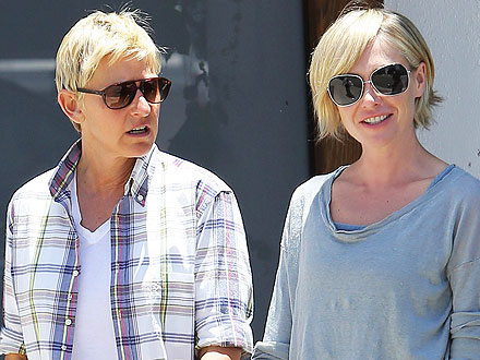 Ellen DeGeneres, Portia de Rossi