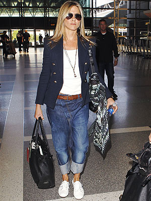 Jennifer Aniston jeans