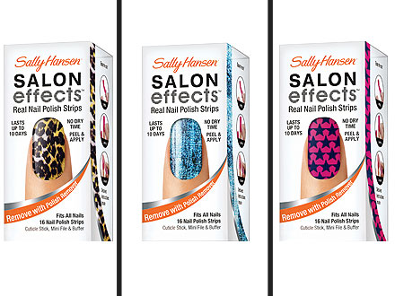 sally hansen 440x330 Nail Art Alert: Get A Rock Of Ages Inspired Manicure!