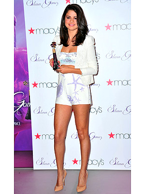 Selena Gomez Fragrance Launch