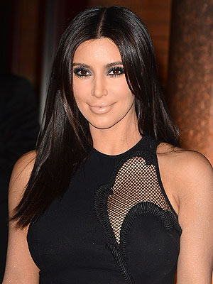 kim kardashian 1 300x400 Kim Kardashians Nude Lips: Love It or Leave It?