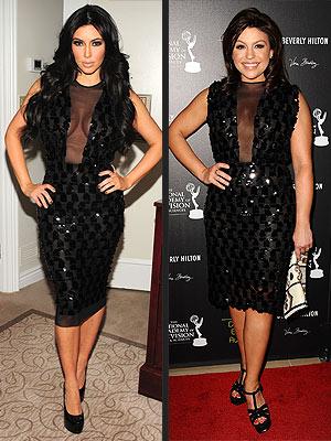 Kim Kardashian, Rachael Ray