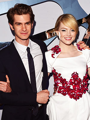 Emma Stone &amp; Andrew Garfield