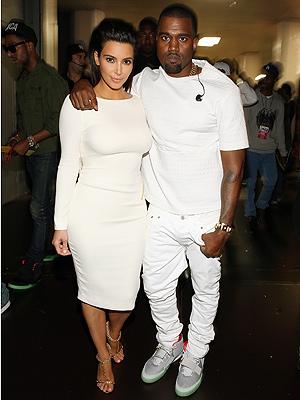 Kim & Kanye BET Awards